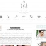 Publication » La Mariée aux pieds nus» | Mariage Prieuré de Vernelle