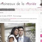 Publication Mariage | Les moineaux de la mariée