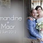 Manoir Henri IV Caugé | Amandine et Maor