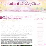 Publication Mariage Franco-Indien | Graffi et Sebastien