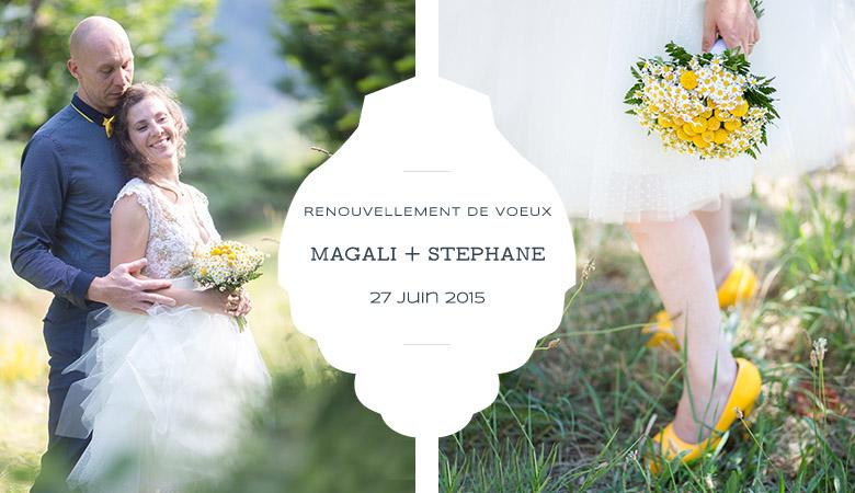 ouverture Article MS Renouvellement de Voeux Nice   Magali et Stephane