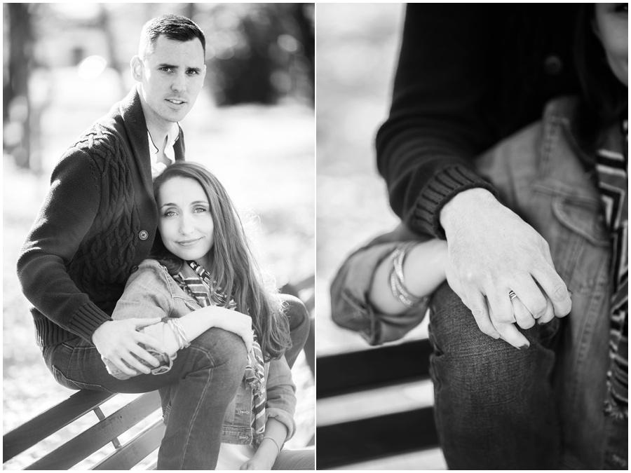 Faire une séance engagement avant le mariage?