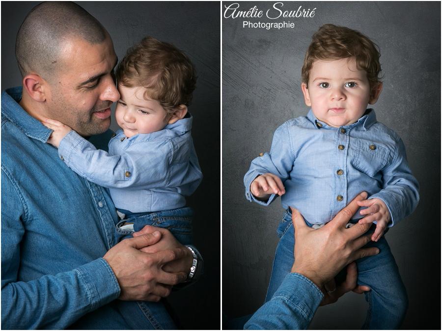 Séance photo Studio en Famille