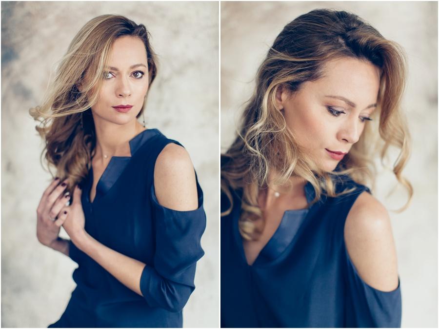 Portraits de femme - Photographe Studio Paris