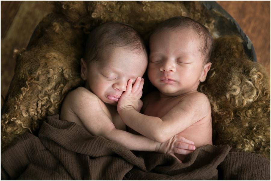 souvenir jumeaux naissance photo