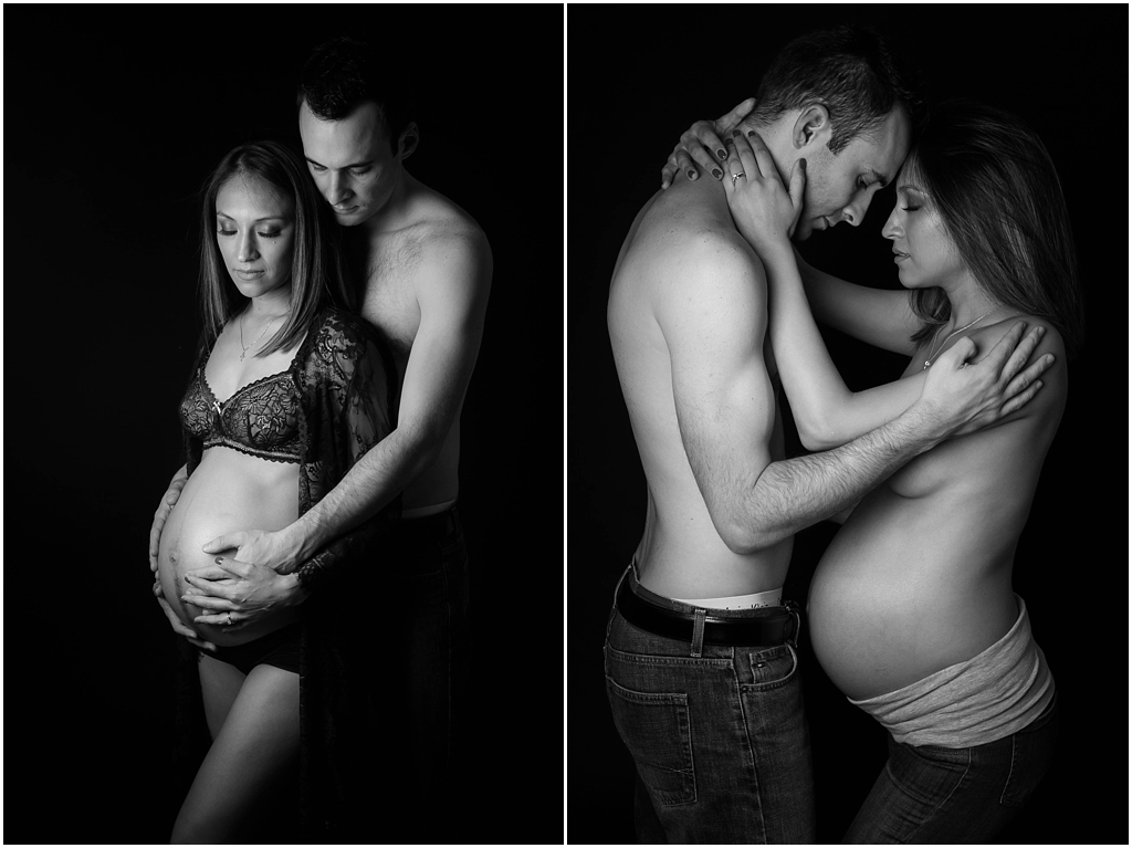 Photographe Grossesse Studio Paris