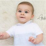 Séance grand bébé 6-9 mois / Basile
