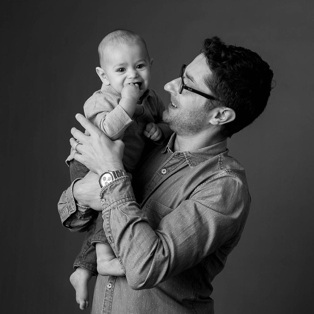 Séance photo Grand bébé 6 mois Paris