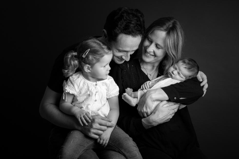 Photographe naissance Paris - Léonie