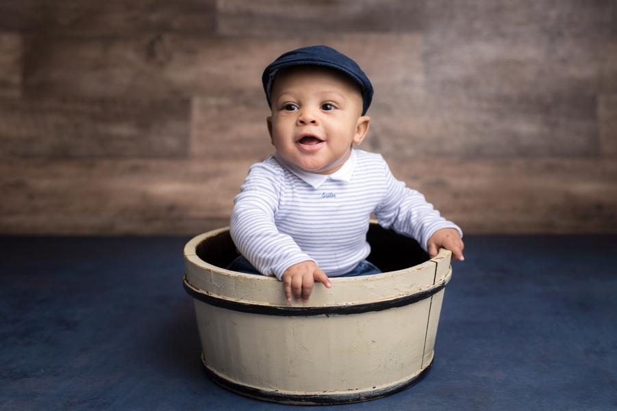 Séance photo bébé 7 mois Paris