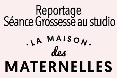 La Maison des Maternelles au studio - Reportage Grossesse