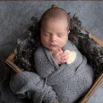 Photo bébé naissance – Hugo