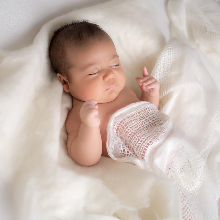 Séance photo Grand Bébé 1 mois