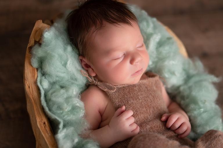 Photo bébé paris en studio