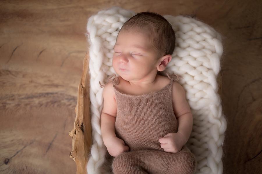 Portraits bébé 10 jours studio